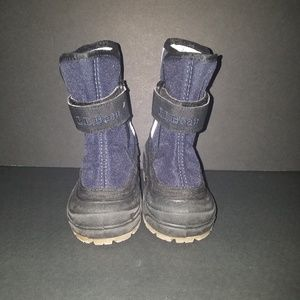 LL Bean Toddlers Snow Boots sz5